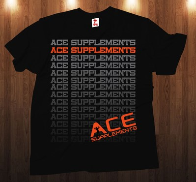 Supplement workout shirt clothing designs rse media for Design your own workout shirt