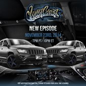West Coast Customs Promo Flyer